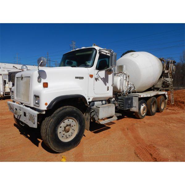 2007 INTERNATIONAL PAYSTAR 5500i Concrete Mixer / Pump Truck