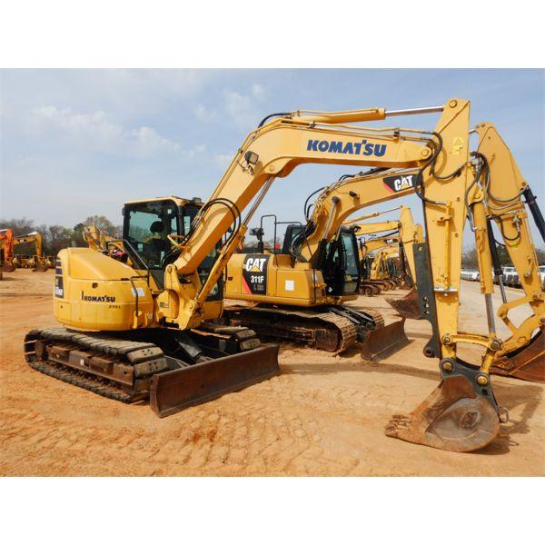 2014 KOMATSU PC88MR-10 Excavator - Mini