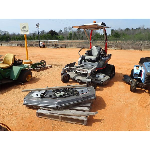 ALTO Z TRX660I Lawn Mower