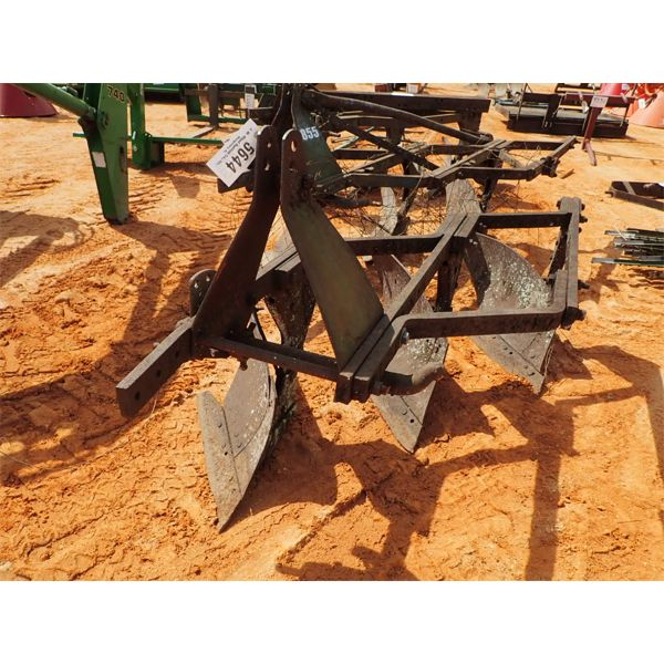 FORD  3 row bottom plow, 3 PTH