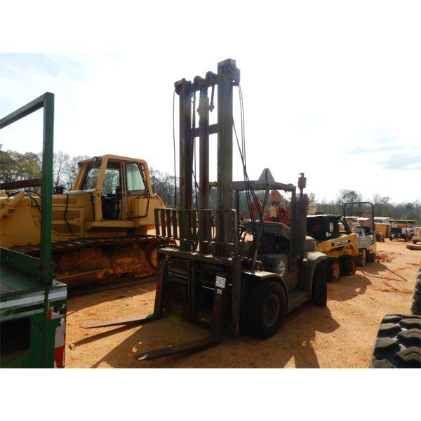HYSTER H150F Forklift - Mast