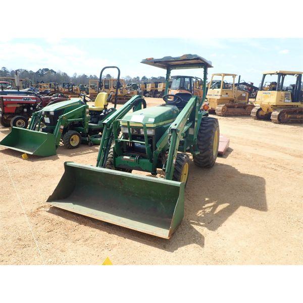 2004 JOHN DEERE 790 Farm Tractor