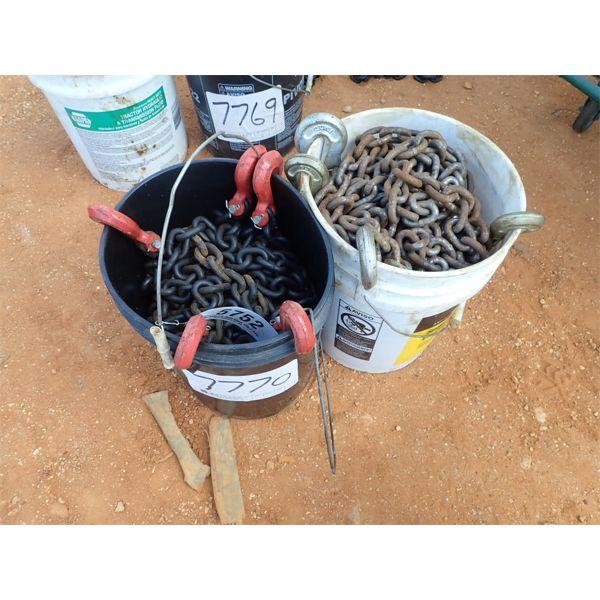 (2) buckets chain