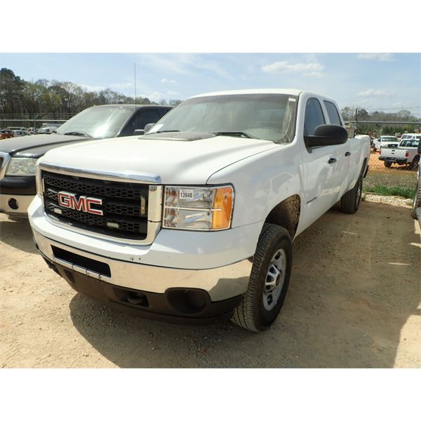 2011 GMC 2500 HD Pickup Truck