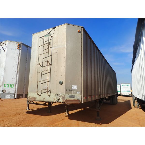 2001 PEERLESS 42-CTS Chip Trailer