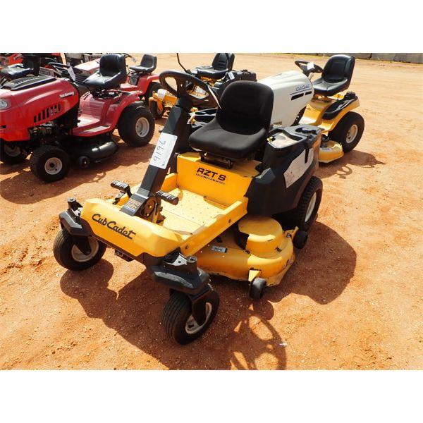 CUB CADET RZTS  Lawn Mower