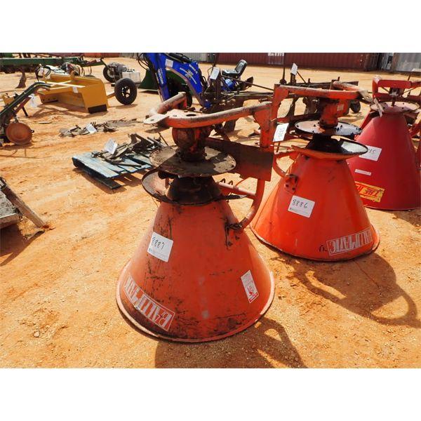 BALTIMATIC  fertilizer spreader