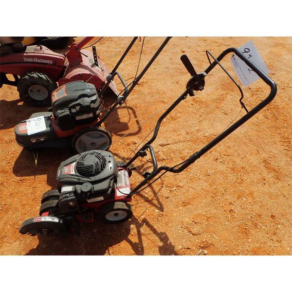TROY BILT edger, gas engine