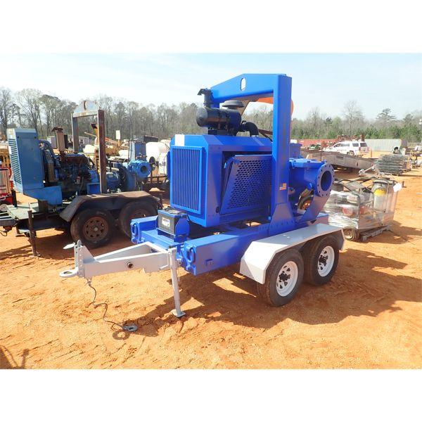 2014 GORMAN RUPP PA10A60-404511 Pump