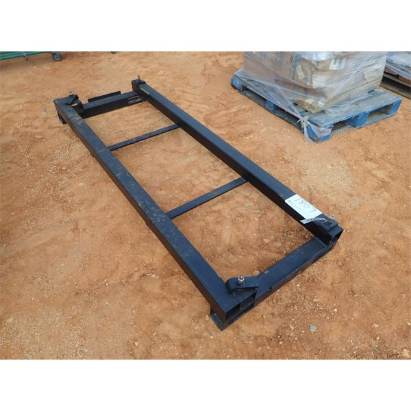"30"" x 86"" metal square metal tube frame"