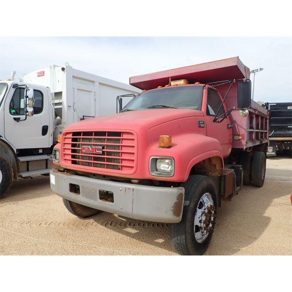1999 GMC C7500 Dump Truck