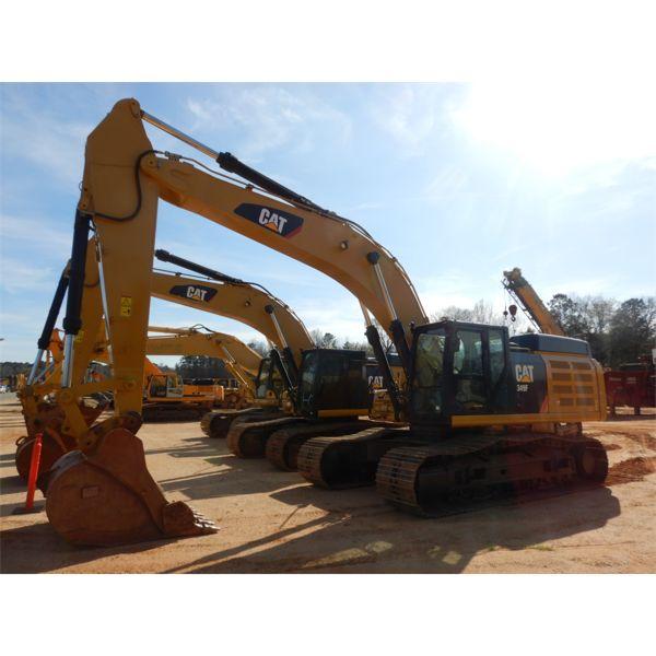 CAT 349FL Excavator