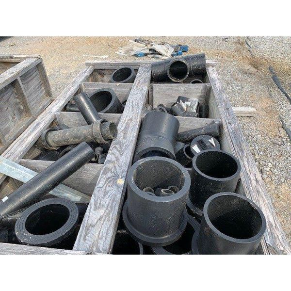 HDPE ELECTRO-FUSION FITTINGS