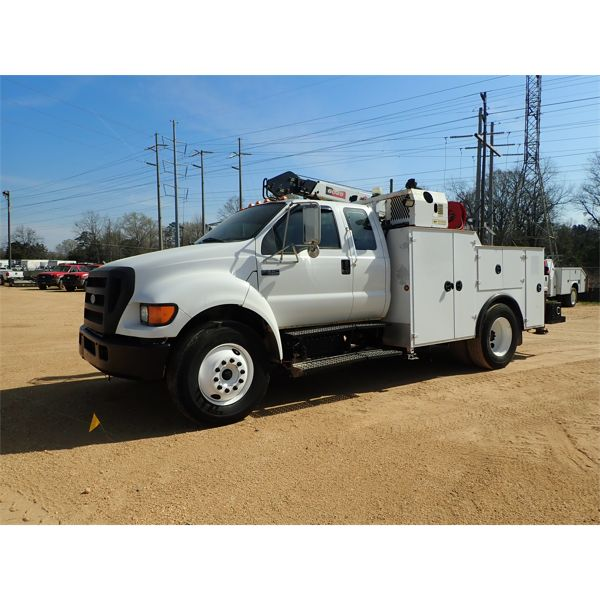 2005 FORD F650 Service / Mechanic Truck