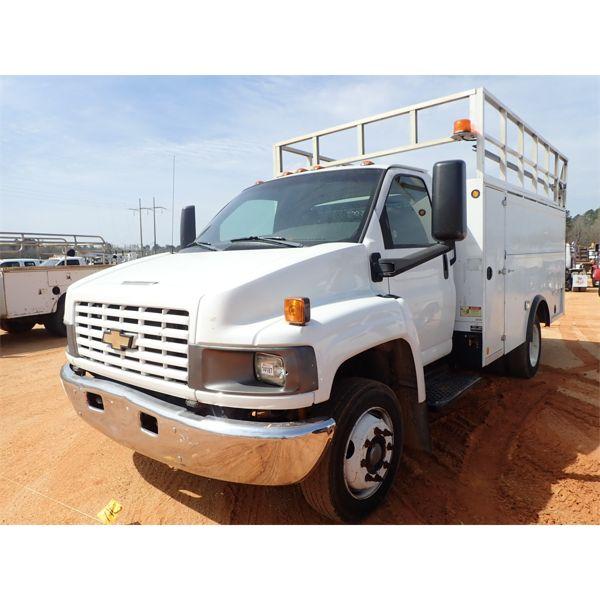 2006 CHEVROLET TIRE TRUCK Service / Mechanic Truck