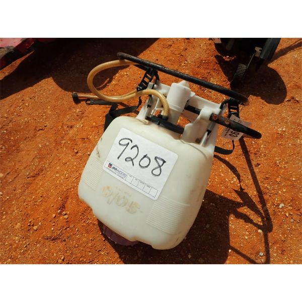 SOLO  backpack pump sprayer