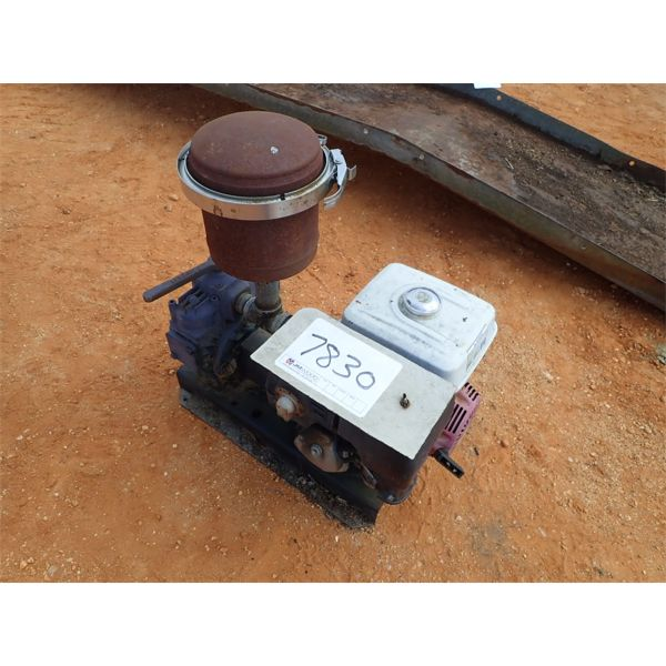 Pump w/Honda motor (does not operate)