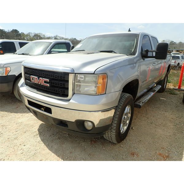 2012 GMC 2500HD Pickup Truck