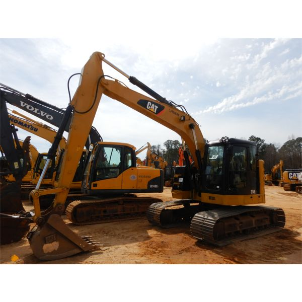 2015 CAT 314EL CR Excavator