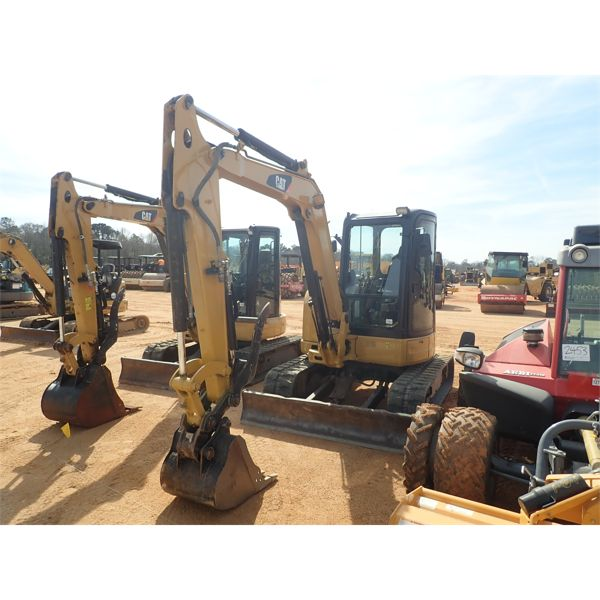 2014 CAT 305.5E CR Excavator - Mini