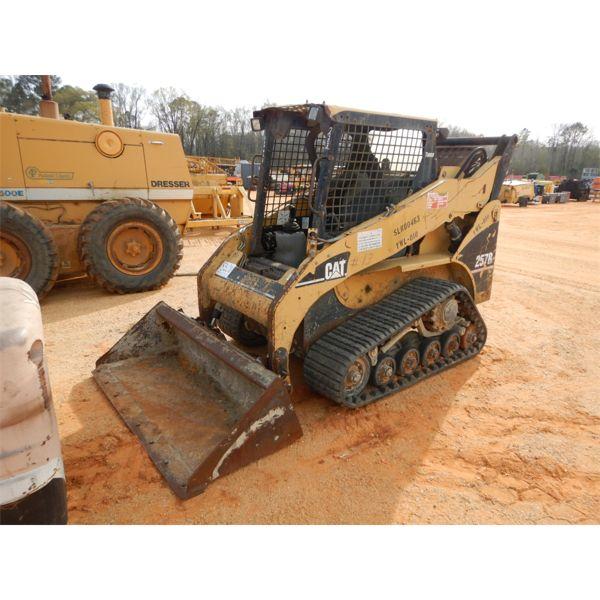 CAT 257B Skid Steer Loader - Crawler