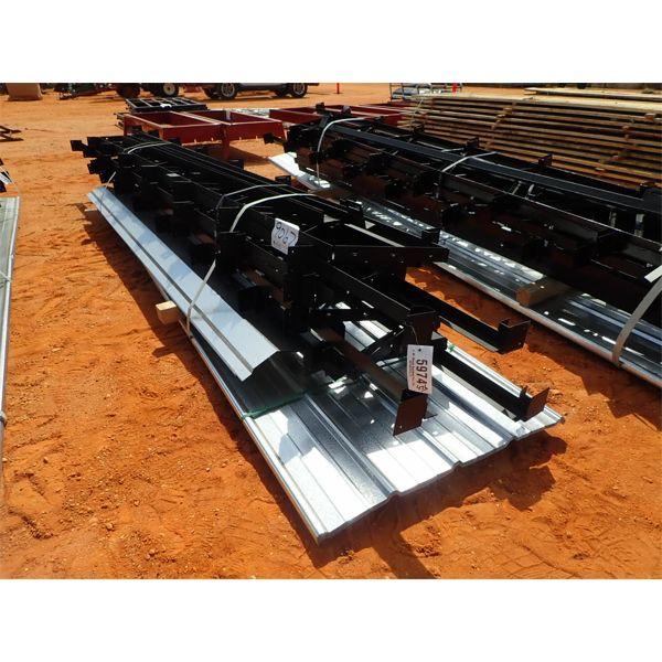 24' x 38' pole barn kit