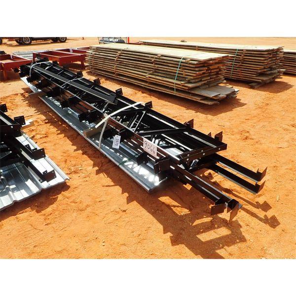 30' x 36' pole barn kit