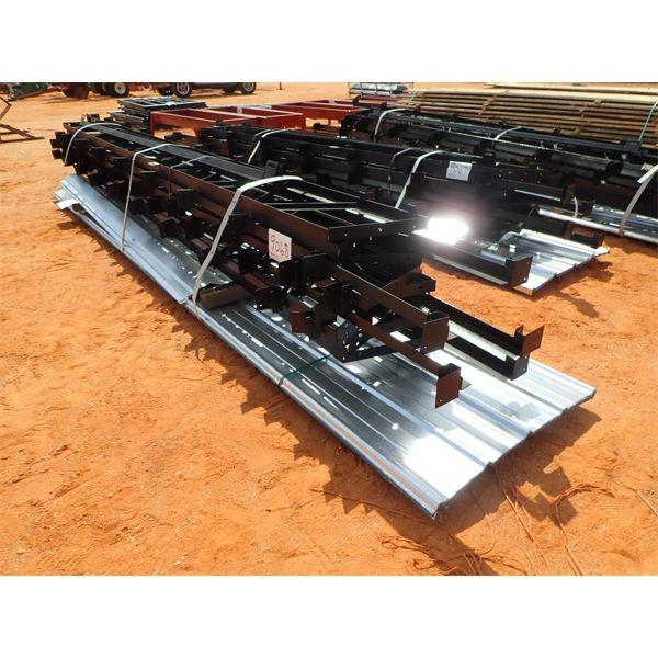 30' x 40' pole barn kit