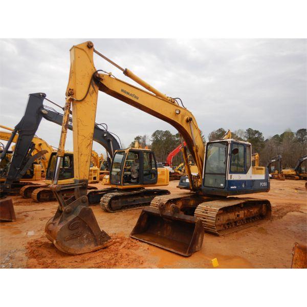 KOMATSU PC150-5 Excavator