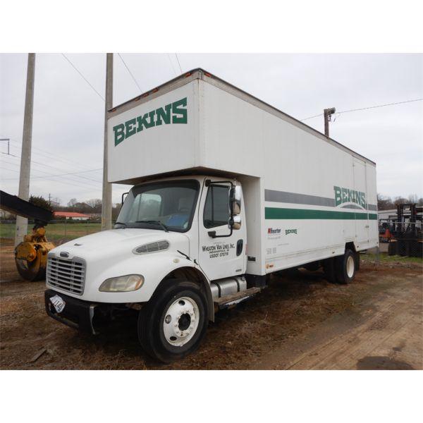 2009 FREIGHTLINER M2 Box Truck