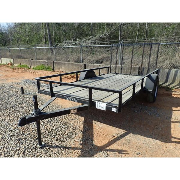 BLACK BROTHERS  Utility Trailer