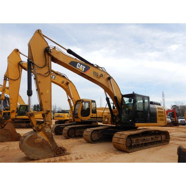 CAT 329FL Excavator