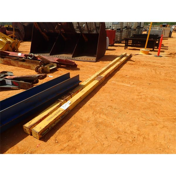 "24' 4"" Tennessee sling bars, 5000lb capacity"