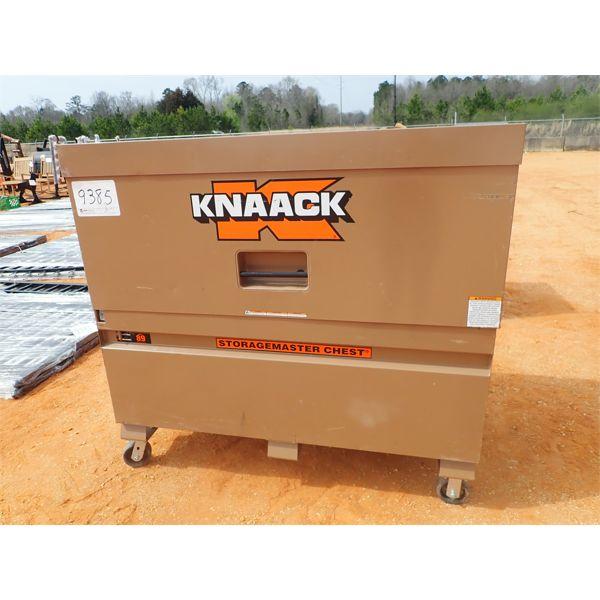 Knaack storage master chest roll around