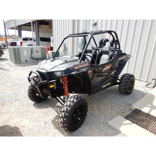 2018 POLARIS HI LIFER RZR1000 ATV