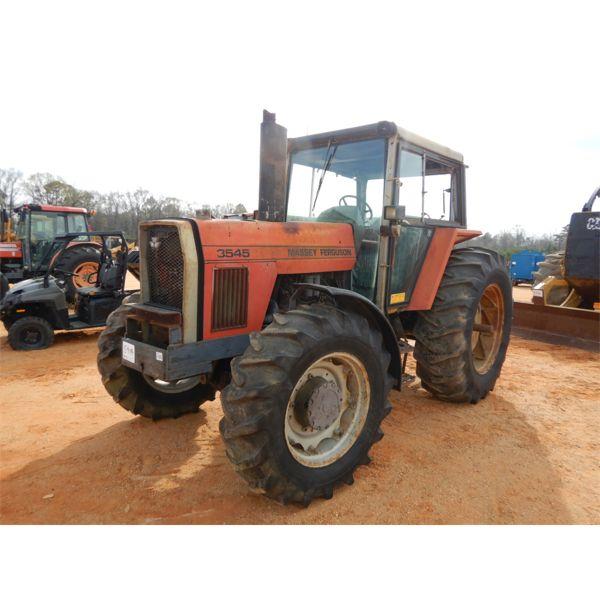 MASSEY FERGUSON 3545RW Farm Tractor