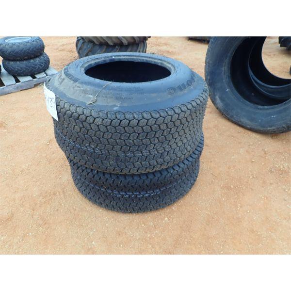 FIRESTONE (2) 380/70d195 alt tires
