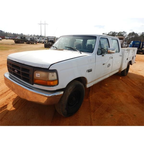 1994 FORD F350 Service / Mechanic Truck