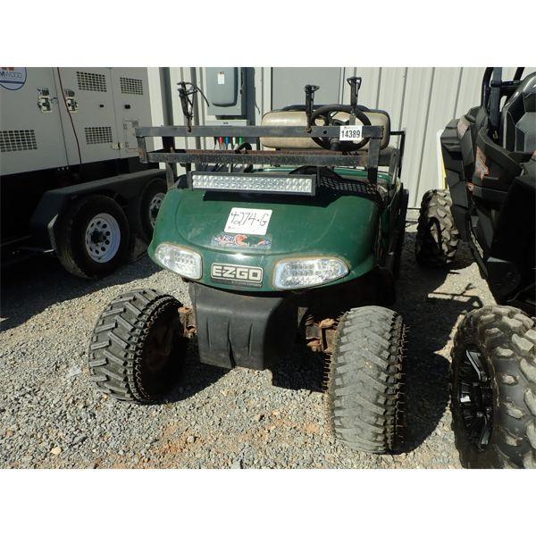 EZ GO SHUTTLE 2+2 Golf Cart