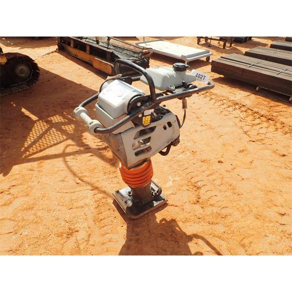 MIKASA MTX70 power tamper, gas engine