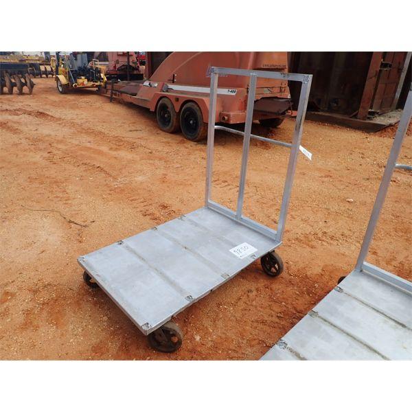 """32"""" x 48"""" aluminum rollaround cart"""