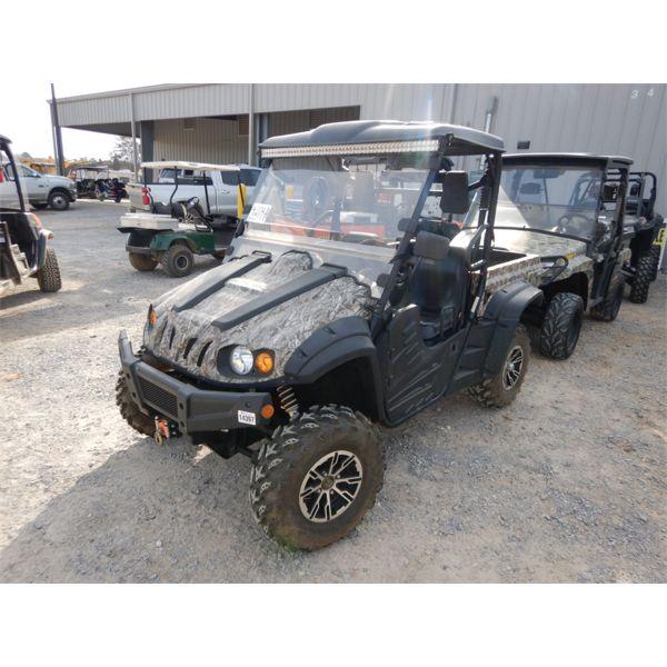 2016 CUB CADET CHALLENGER 700 ATV