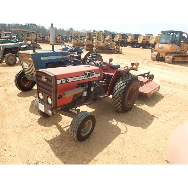 MASSEY FERGUSON 210 Farm Tractor