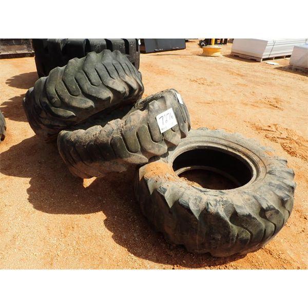 GOODYEAR  (3) 17.5-25 tire