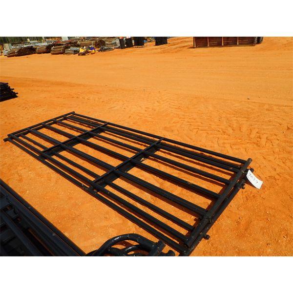 (2) 12' gate