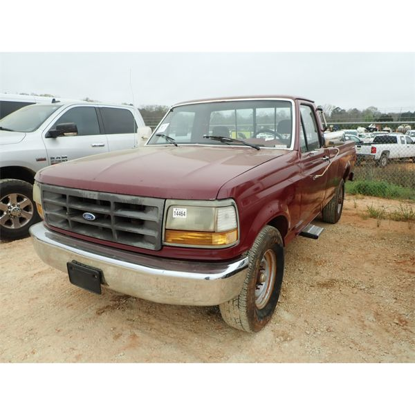 1992 FORD F250 Pickup Truck