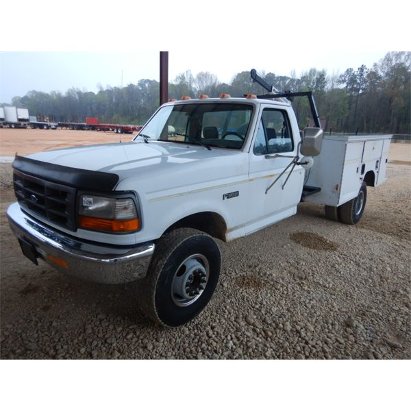 1994 FORD F-SUPER DUTY Service / Mechanic Truck