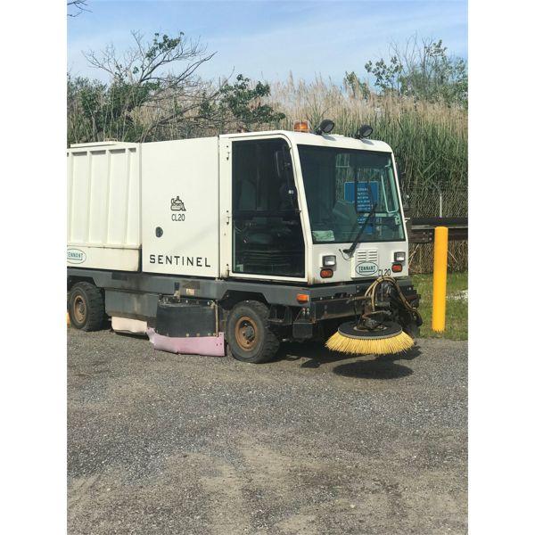 TENNANT SENTINEL Sweeper Truck