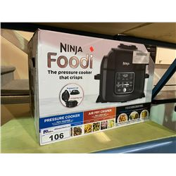 NINJA 'FOODI' AIR FRY / PRESSURE COOKER