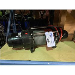 16,500 LBS CAPACITY ELECTRIC VEHICLE WINCH